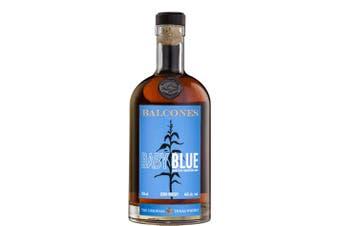 Balcones Distilling Baby Blue Corn Whisky 700mL Bottle