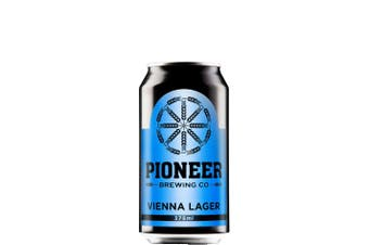Pioneer Brewing Co Vienna Lager 375mL Case of 24