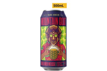 Mountain Goat Rare Breed Berliner Weisse 500mL Case of 16
