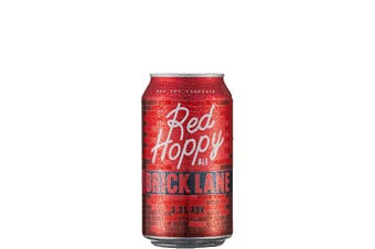 Brick Lane Brewing Co Red Hoppy Ale 355mL Case of 16