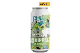 Chur Brewing Company Lid Ripper 440mL Case of 24