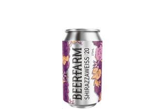 Beerfarm Shirazzaweiss '20 375mL Case of 24