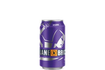 Brick Lane Brewing Co Melbourne Storm 2020 Base Lager 375mL Case of 24
