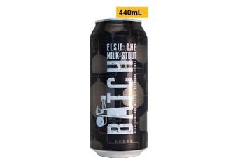 Batch Brewing Eslie The Milk Stout 440mL Case of 16