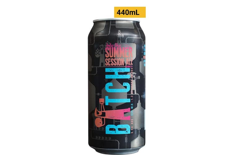 Batch Brewing Into The Summer 440mL Case of 16