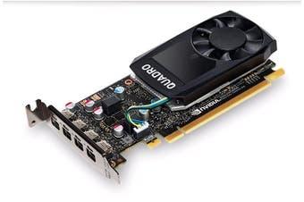 Leadtek nVidia Quadro P620 PCIe Workstation Card 2GB DDR5 Single Slot LowProfile