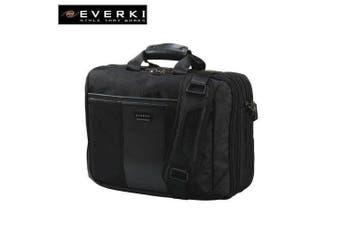 Everki 16 inch Versa Checkpoint Notebook Laptop bag Briefcase Lifetime Warranty Protection