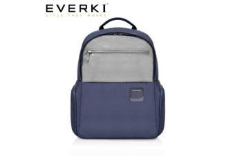 "Everki ContemPRO Commuter Laptop Backpack, up to 15.6"" Navy"