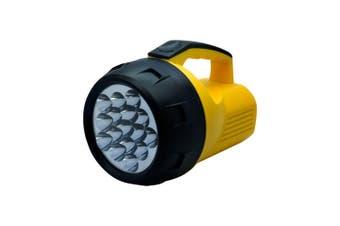 16X Led Superbright 6V Lantern Torch Includes 6V Battery
