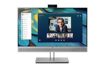 HP E243m 23.8Inch IPS FHD Monitor 5ms Webcam VGA DP HDMI USB3.0 Swivel 3Yr Wty