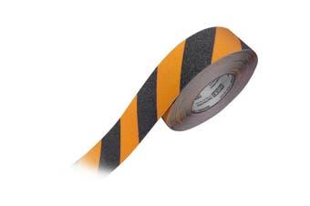 Yellow & Black Anti Slip Tape 50Mm X 18Mt