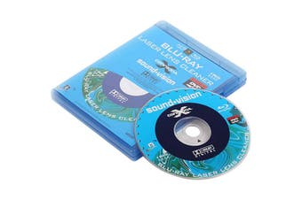 Connexia Blu-Ray Laser Lens Cleaner Suitable for DVD -CD players