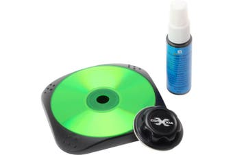 Wet Disc Cleaner For Blu-Ray DVD CD