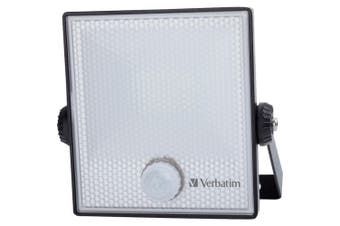 10W LED Sensor Flood Light Verbatim
