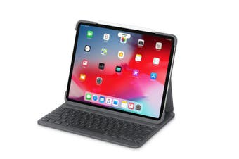Logitech Slim Folio 12.9Inch iPad Pro Bluetooth Backlit Keyboard Smart Connector