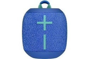 Logitech Ultimate Ears Wonderboom 2 Portable Bluetooth Speaker Bermuda Blue