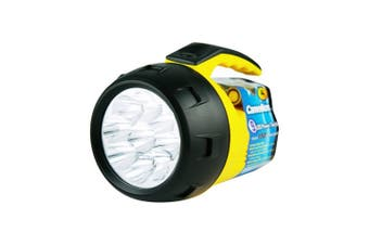 Camelion 9x LED Superbright Torch Includes 4X AA Batteries