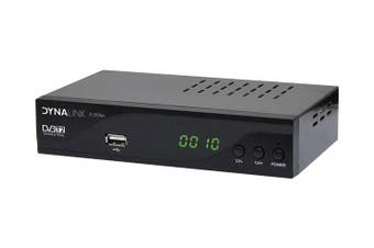 DYNALINK HD Digital Terrestrial Set Top Box With PVR Function Supports teletext