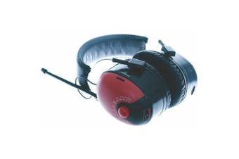 Bullant AM FM Earmuffs Ear protection device with inbuilt AM FM Radio