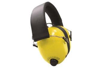 Bullant AM FM Headphone Radio Built in Antenna 3.5mm Aux Audio Input