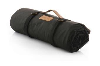 Didgeridoonas Australian Picnic Blanket  backed with water repellent skin