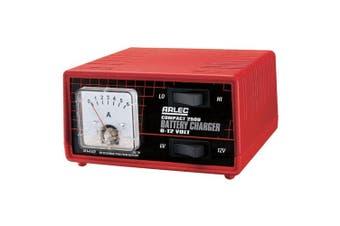 2.5Amp Auto Battery Charger Dual Voltage 6V Or 12V Arlec