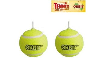 Orbit 2X Orbit Nylon cord and swivel assembly Replacement Orbit Tennis Ball BULK