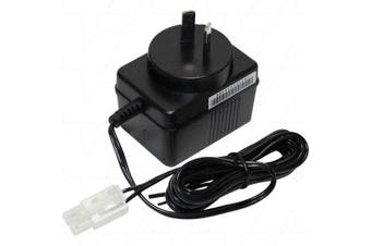 MI 9VDC 300mA Battery Charger for 6 Cell 7.2V NiCd  NiMH R-C Hobby Batteries