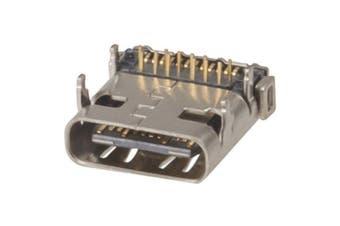 PCB Mount USB 3.1 Type C Socket Leads and Adaptors