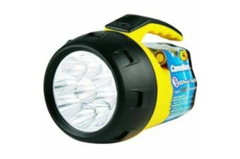 Camelion Torch 9LED 4AA Inc Battery ambient lighting conditions