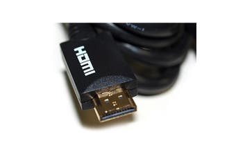 8Ware High Speed HDMI Cable 2m 2 Male Connectors