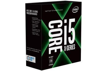 Intel Core X i5-7640X 4.2GHz Turbo LGA2066 7th Gen 6MB 4Core 4Thread 112W