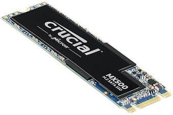 Crucial MX500 500GB M.2 SSD 3D TLC True Image Cloning Software 5 Year Warranty