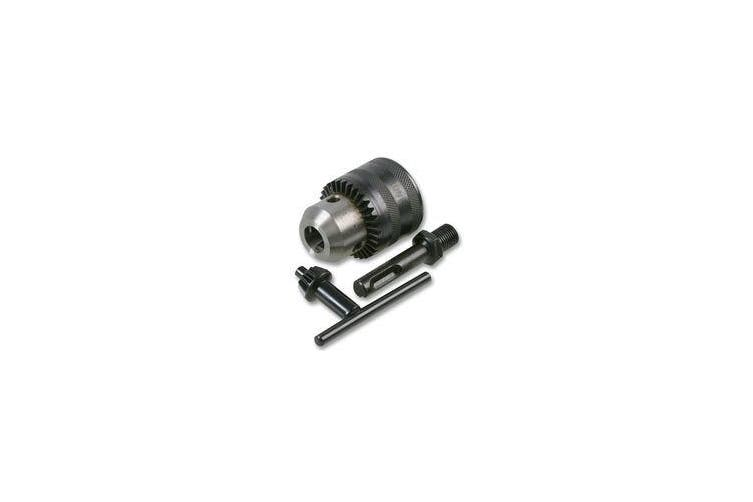 DURATOOL 13mm Keyed chuck adaptor with reversing impact SDS plus and hammer stop