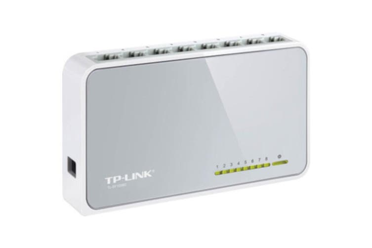 TL-SF1008D 8 Port 10/100M Ethernet Switch