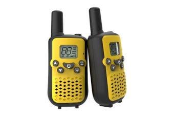 Crystal Handheld UHF CB Radio 0.3W NEW