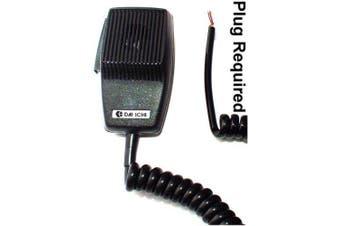 CB Microphone Suit CB Radios UHF Plug Required