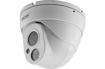 Dome Mini 15M IR IP Camera 3.6Mm Lens IP65 POE 1080P