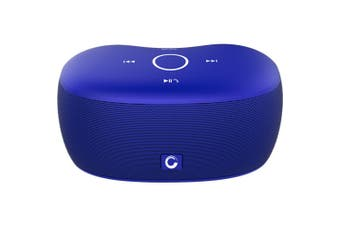 DOSS Soundbox XS Bluetooth Speaker Wireless BT4.0 Portable Blue