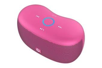 DOSS Soundbox XS Bluetooth Speaker Wireless BT4.0 Portable Pink