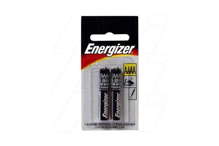 Energizer 1.5v Alkaline AAAA Battery Advanced power hightech devices