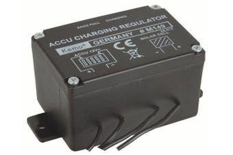 KEMO Battery Charging 12V 5A Regulator Solar Suits 12V panel 5 amp fuse and holder