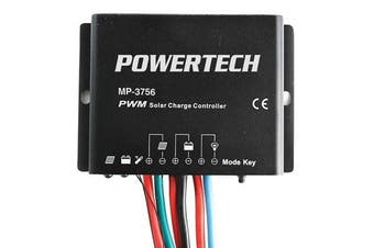 12-24V 10A PWM Solar Charge Controller with Timer Function IP67