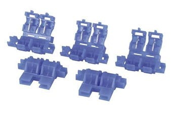 20A Self Crimping Blade Fuse Holders - Pack of 5
