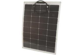100W 12V Semi Flexible Solar Panel with DF Technology