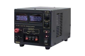 DOSS Digital Bench top 2.5AMP 0-30V DC Power Supply