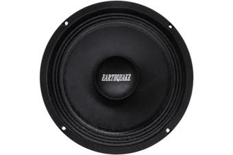 EARTHQUAKE 8 inch Cloth Speaker-Vented Basket 8 inch Midbass, 100W, 8Ohm