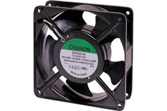 SUNON High Performance Cooling Fan 120x120x38mm 12V DC 3100RPM