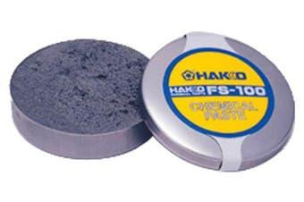 Hakko Tip Cleaning Paste Fs-100 10 gm tip Polishing paste Contain Diammonium phosphate