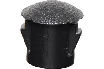 6.5mm Dome Plug Pk 100